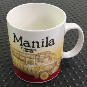 Starbucks Manila Mug